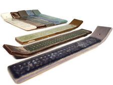 Glass Fused Pottery Incense Burners from Paloma Pottery