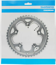 Shimano FC-CX70 Chainring 46T-G fits 46-36 crank 110mm BCD Double Silver