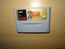 Videojuegos The Legend of Zelda de Nintendo SNES