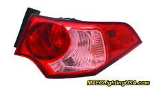 TYC NSF Right Outer Side Tail Light Lamp Assembly for Acura TSX 2011-2014