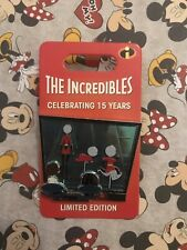 Disney Incredibles Pin Limited Edition