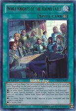 "Yu-Gi-Oh! ""NOBLE KNIGHTS OF THE ROUND TABLE"" PRIO-EN087 1st EDITION ULTRA RARE"