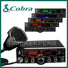 COBRA 29LX EU Version Fixed AM FM Multi Band CB Radio Transceiver & Microphone