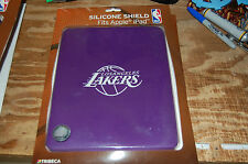 Los Angeles Lakers Purple Ipad Silicone Shield Tribeca Basketball