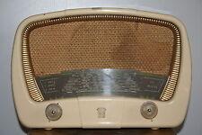 poste radio lampe radiola design vintage années 50 streamline