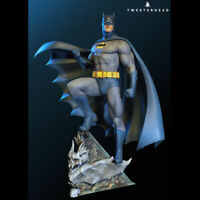 DC Super Powers Batman Maquette by Tweeterhead Regular Edition Statue