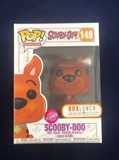 Funko Pop! Scooby-Doo (Flocked) Vinyl Figure - BoxLunch Exclusive Mint in Hand