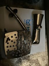moen Shower head and tub spout( polished nickel)