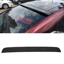 Fit For Nissan Maxima 2016-2017 Auto Trunk Rear Roof Spoiler Wing Black PU