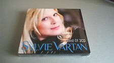 CD SYLVIE VARTAN : BEST OF (COFFRET 3 CD)