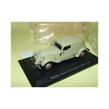 CITROEN TRACTION 11 BL FOURGONNETTE DANOISE 1950 UNIVERSAL HOBBIES  1:43 blister