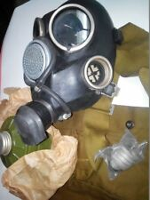 GAS MASK GP-7V drinking system (1Mask,1Filter,1Bag),Russian Army