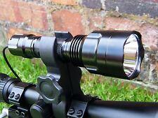 ML C8 1000 lumen VP-V3LED HUNTING LIGHT/LAMP/NIGHT VISION / LAMPING/SHOOTING