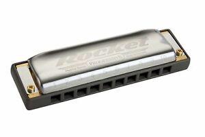 Harmonica diatonique Hohner 2013/20 Rocket en DO / C