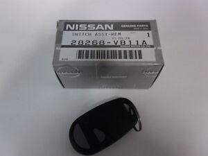 New Genuine Nissan Patrol GU Wagon Keyless Entry Remote Control
