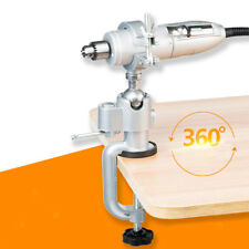 360° Swivel Drill Press Vise Table Bench Vice Multifunctional Fixed Bracket