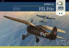 PZL P.11 c (POLNISCHE MARKIERUNG) 70015 1/72 ARMA HOBBY - NEUHEIT