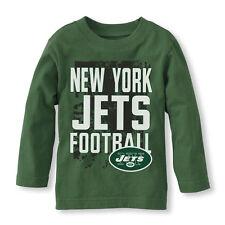 Baby Long sleeve NFL NY Jets graphic tee 6-9M
