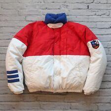Vintage Polo Ralph Lauren Suicide Ski Down Puffer Jacket Size XL Puffy