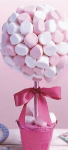 Marshmallow Tree Kit - Pink - Sweet Table, Baby Showers, Weddings Or Parties!