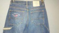 U.S. Polo Assn Boys Blue Jean Cargo Pants Size 16