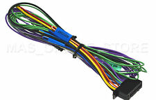 Kenwood Ddx-814 Ddx814 Genuine Wire Harness *Pay Today Ships Today* A11
