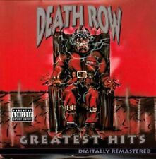 DEATH ROW GREATEST HITS - COMPILATION (CD)