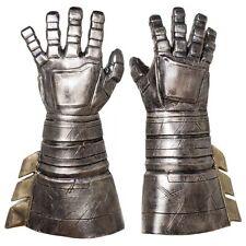 Batman Armored Latex Guntlets Adult Halloween Costume Gloves