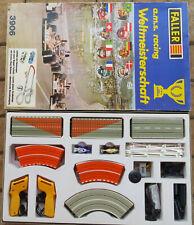 """Faller ams Startpackung 3906 """"Weltmeisterschaft"""" von ca.1977 mit Formel 1 Autos"""