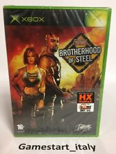 FALLOUT BROTHERHOOD OF STEEL - XBOX - VIDEOGIOCO NUOVO NEW PAL VERSION
