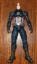 Marvel Legends 10 Year Anniversary Mcu Civil War Captain America Figure BODY...