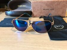 New With Box Michael Kors Chelsea Reflective Unisex Sunglasses
