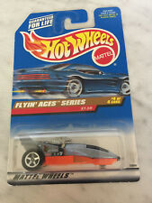 Hot Wheels Flying Aces Series XT-3 Car #4 Of 4 (Mattel, 1997) NEW