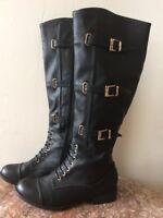 Adrina 9 Ladies Black Boots