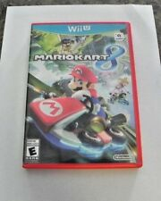 Mario Kart 8 (Nintendo Wii U, 2014)          COMPLETE         FAST SHIPPING !!