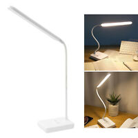 Lampada da scrivania a LED luce da tavolo dimmerabile flessibile luce notturna