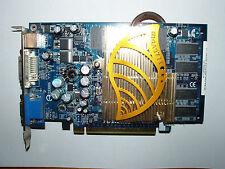 Gigabyte NVIDIA GeForce 6600, 128 MB DDR, DVI, VGA D-Sub, S-Video, gv-nx66128dp