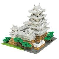 Kawada Nanoblock NB-042 Himeji Castle Special Edition 5200pcs