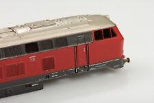 Märklin Z 8875 Br 216 025-7 Case Case with 4 Buffers - Dirt/Scratches