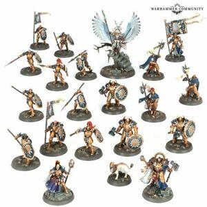 DOMINION Age of Sigmar Stormcast Eternals Half - New on Sprue