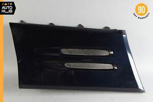 96-02 Mercedes R129 SL500 SL600 Front Left Side Fender Molding Blue OEM