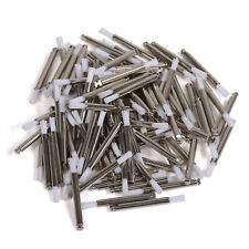 50PCS Dental Polishing Polisher Prophy Brushes Nylon Latch Type Brush White #5