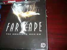 new sealed Farscape: The Complete Series DVD, 2009, 26-Disc Set season 1 2 3 4 5