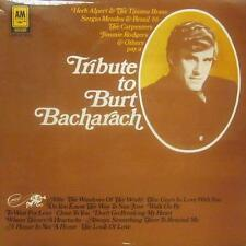 Various 60's(Vinyl LP)Tribute To Burt Bacharach-A & M-AMLB 1018-UK-1970-VG+/Ex