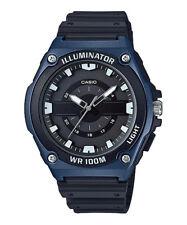 Casio MWC100H-2AV Men's Youth Series Standard Analog Iluminator Light Watch