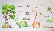 Wandtattoo Wandsticker XXL Sticker Tiere Aufkleber Kinderzimmer Dino Baby Kind