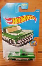 HOT WHEELS 2017 SURF'S UP 1/5 CUSTOM '62 CHEVY PICKUP 255/365 (US Card) (A+/A)