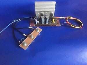Platine Amplificateur 25 Watts  pour projecteur 16mm 35mm 9,5mm ou autre.