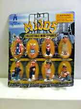 "Gonzales Graphics MIJOS Series #3.   1.5"" - 2.0"" Collectible Figures. 2002"