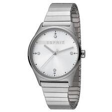 ESPRIT Ladies Womans Watch Analogue VinRose White Silver Matt Quartz RRP £109